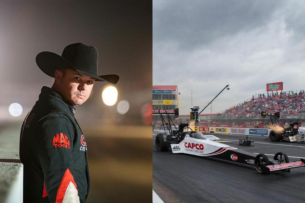 Steve Torrence drag racing nhra