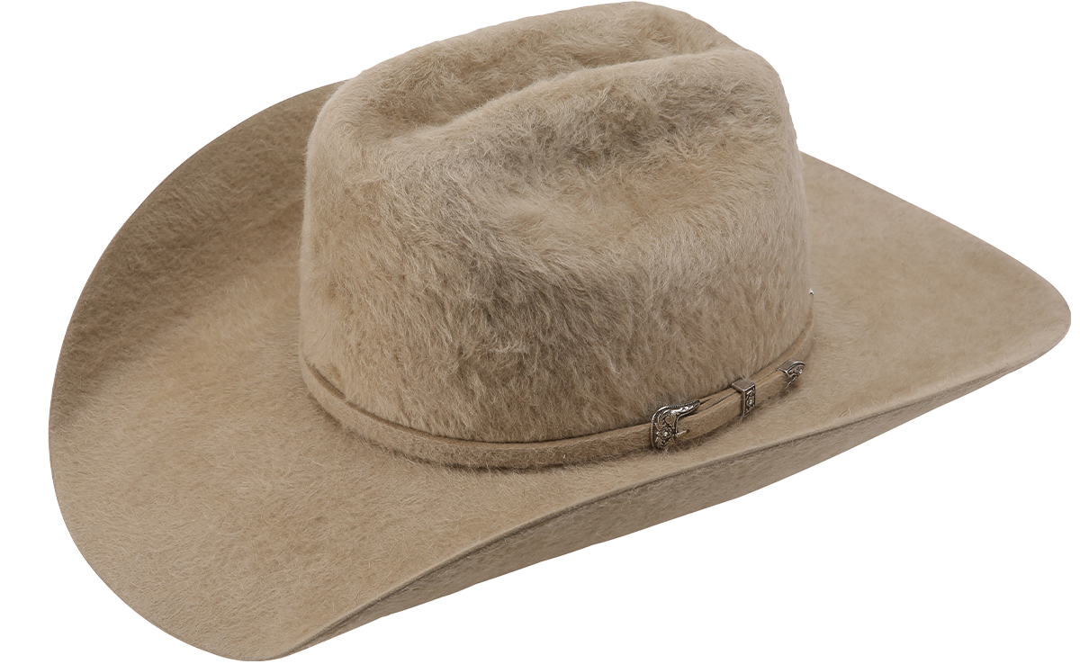 american hat company grizzly cowboy hat Belgium belly