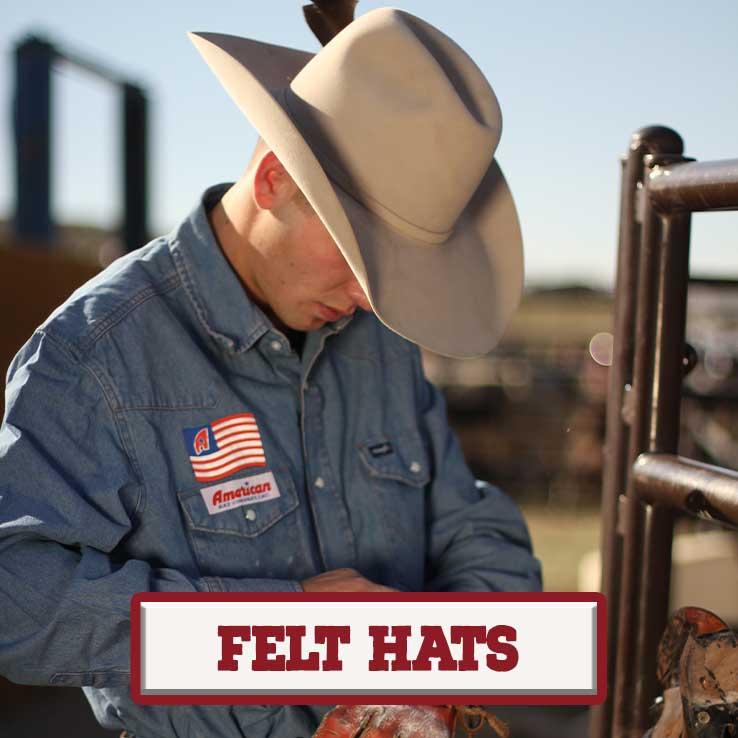 american hat company felt hats