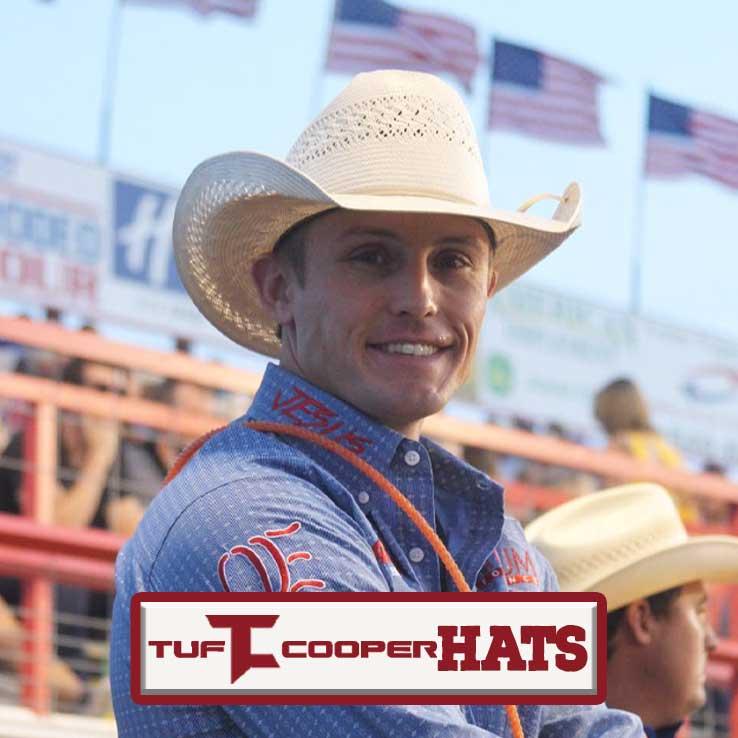 american hat company Tuf Cooper hats