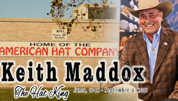 Keith Maddox – The Hat King