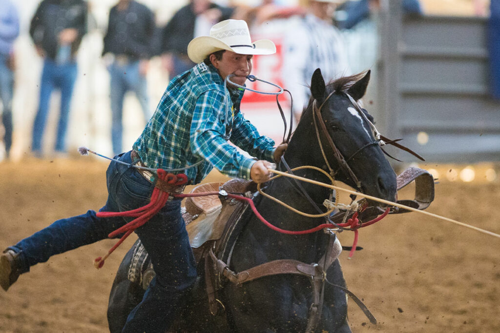 American hat co American Hat Company haven Meged prca tie down roping calf roping nfr Shane Hanchey