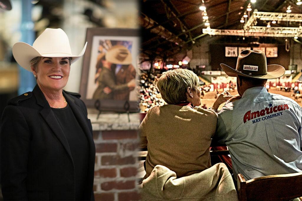 American Hat Company Susan Maddox american heroes Keith Maddox since 1915 bowie tx