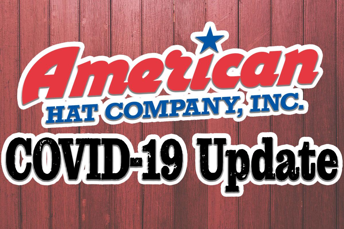 american hat company covid-19 coronavirus corona