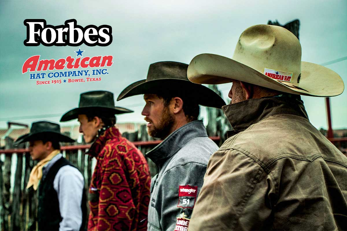 Forbes American Hat Company Buster Frierson Keith Maddox Joesph DeAcetis