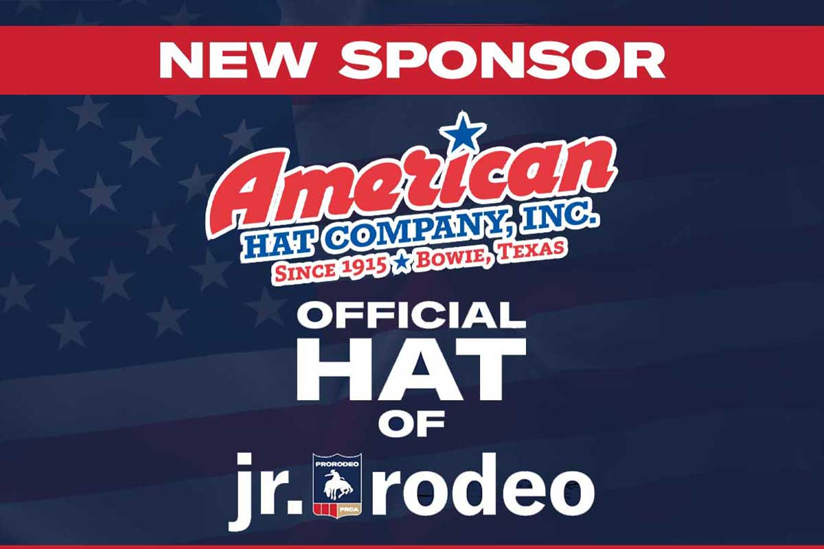 jr rodeo jr prca Nfr American Hat Company American Hat Co