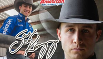 Sage Kimzey Signs With American Hat Company