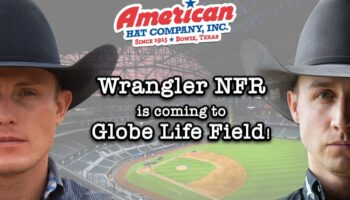The Wrangler NFR Is Coming To Texas!