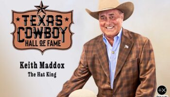 Keith Maddox To Be Inducted Into The Texas Cowboy Hall Of Fame
