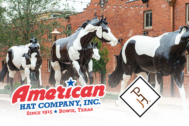 American Hat Company american paint horse association