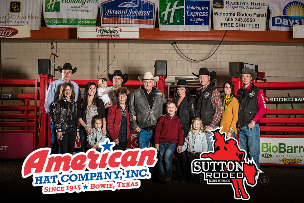 sutton rodeo American Hat Company