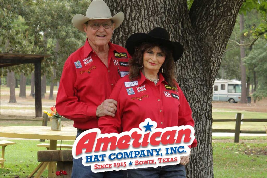 American Hat Company becomes the official hat of Martha Josey and the Josey Ranch.