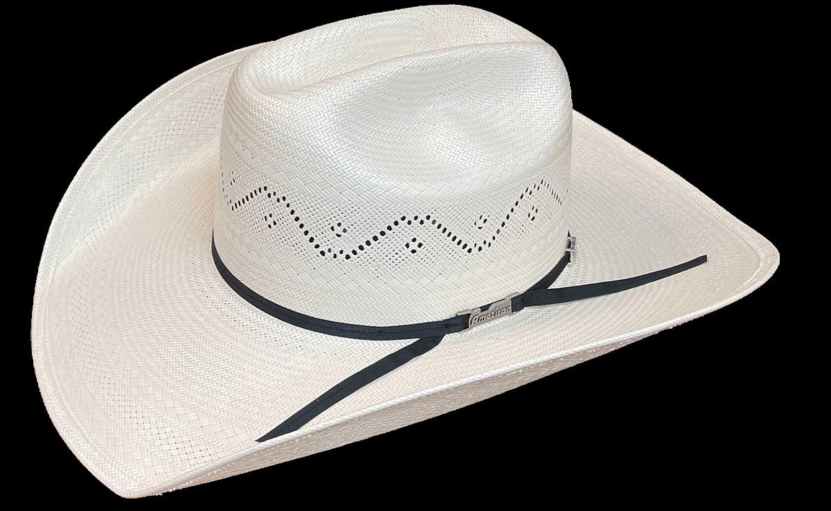 American Hat Company 7420 straw hat