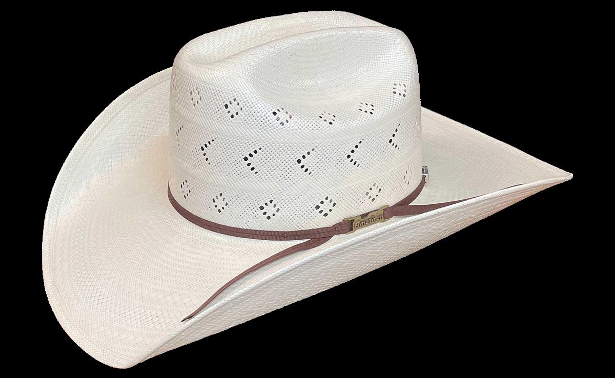 American Hat Company 8900 straw hat